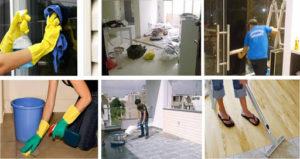 Dịch vụ tổng vệ sinh nhà cửa uy tín