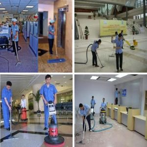 dịch vụ dọn dẹp homecare