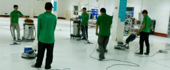vệ sinh công nghiệp tại hà nội