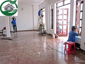 vệ sinh nhà công nghiệp