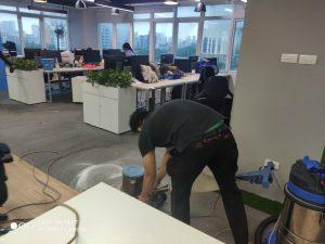 dọn dẹp văn phòng ở hn